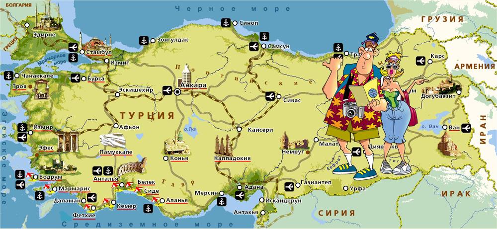 Вопросы о Турции