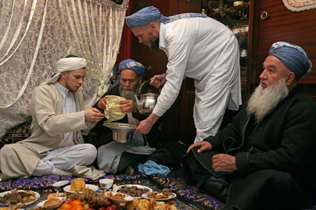 В Турции в гости ходят без предупреждения