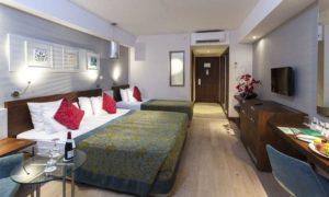 Современные и комфортабельные номера курортного отеля Seher Sun Palace