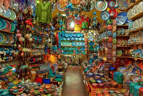 Вещевой рынок Алтыкума