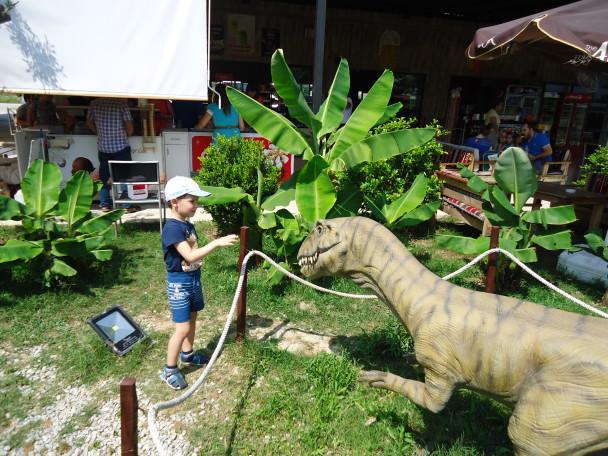 Динозавры в Сиде