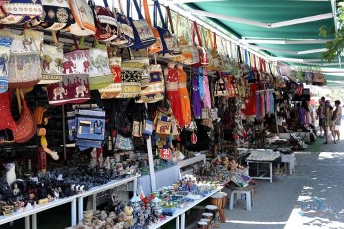Египетский рынок в Турции