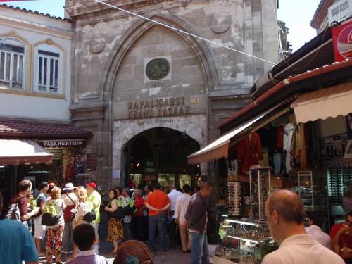 Рынок Гранд Базар