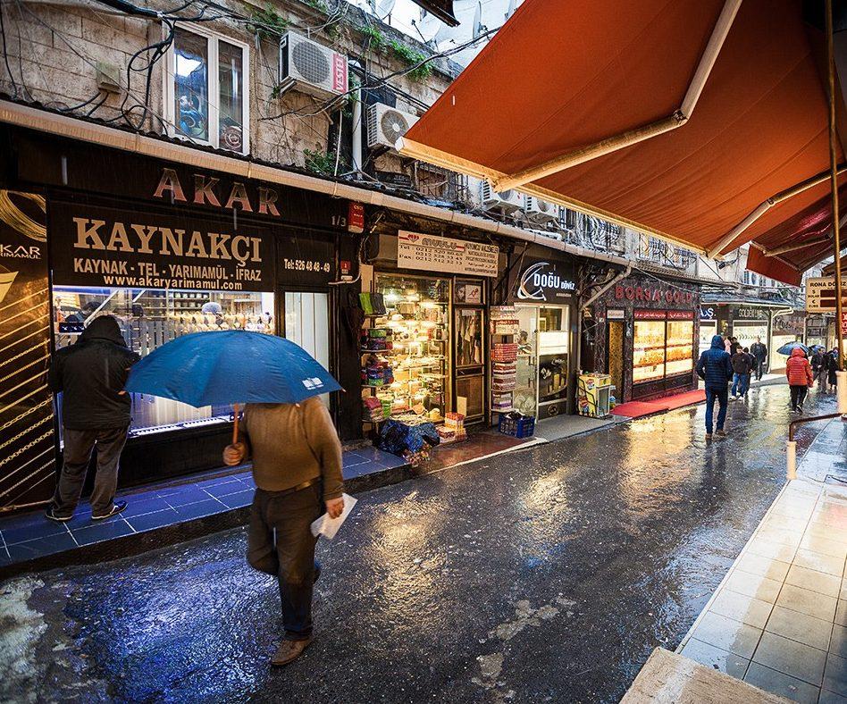 Гранд базар Дождь