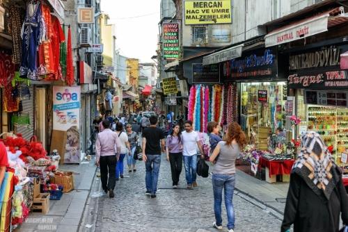 Рынок Лалели – торговая жемчужина востока