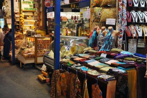 Павильон 2 на рынке Лалели в Турции