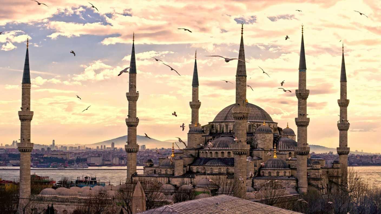 Экскурсии в Стамбуле 2