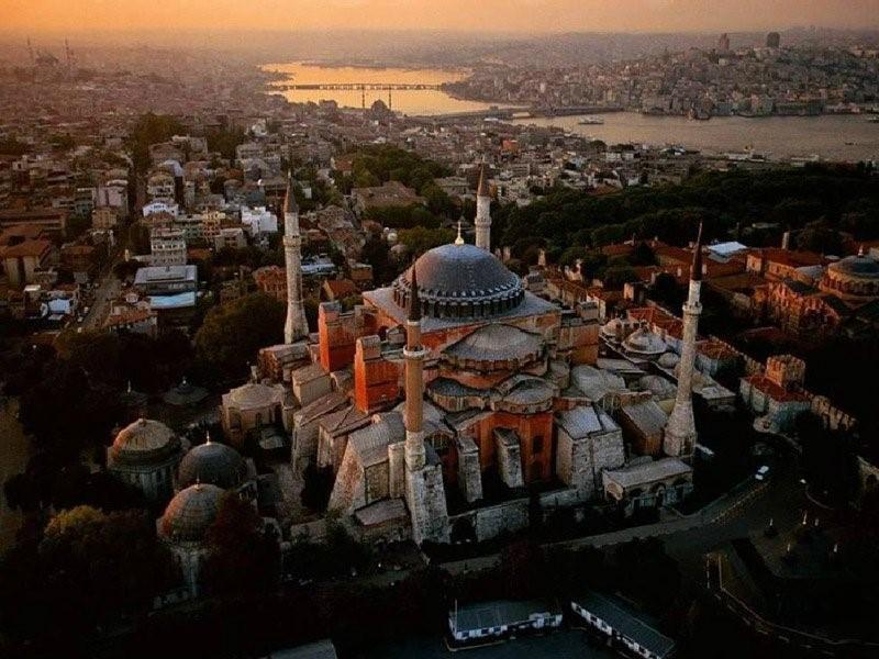 Экскурсии в Стамбуле 3