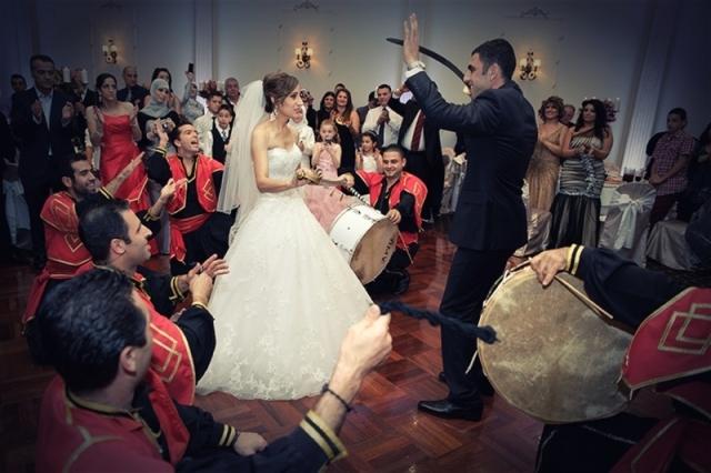 Традиционная свадьба в Турции